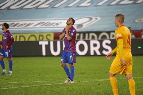 Trabzonspor - Kayserispor maçını spor yazarları değerlendirdi