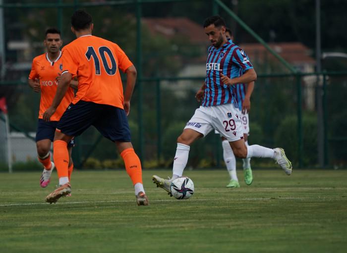 Trabzonspor 0  Başakşehir 0 - hazırlık maçı