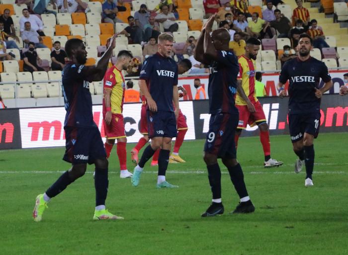 Trabzonspor, Yeni Malatyaspor maçıyla yeni sezona Lider girdi -Abdullah Avcı maçı değerlendirdi